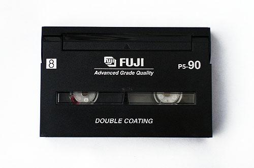 Hi-8 / 8mm tape
