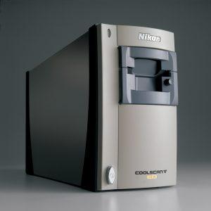 Huur een Nikon Coolscan 4000