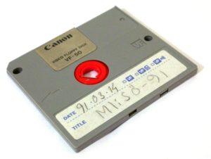 VF-50 Video Floppy